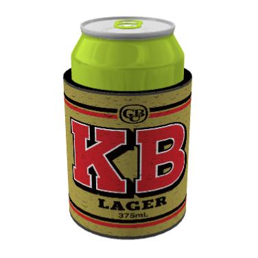 KB Lager stubby holders