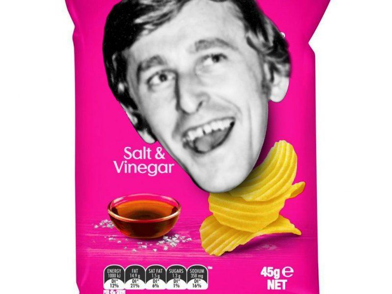 salt and vinegar chips stubby