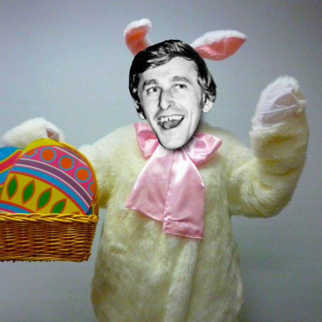 Don the Easter Bunny