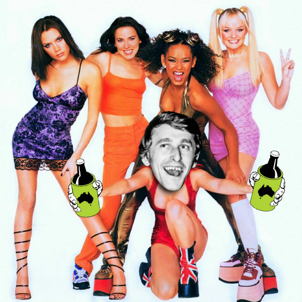 Don with the Spicegirls