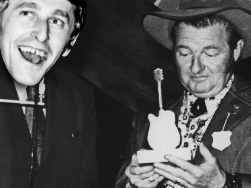 Don with Slim Dusty